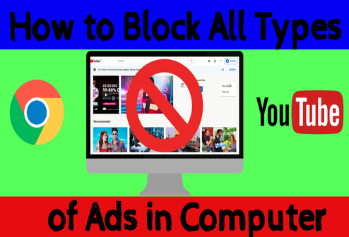 block ads on computer