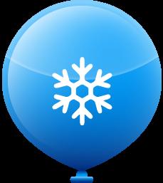 freeze balloon